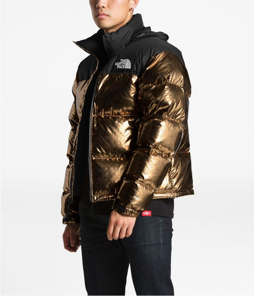 4d9022eb4f MEN S 1996 RETRO NUPTSE JACKET - METALLIC COPPER – Atmos New York