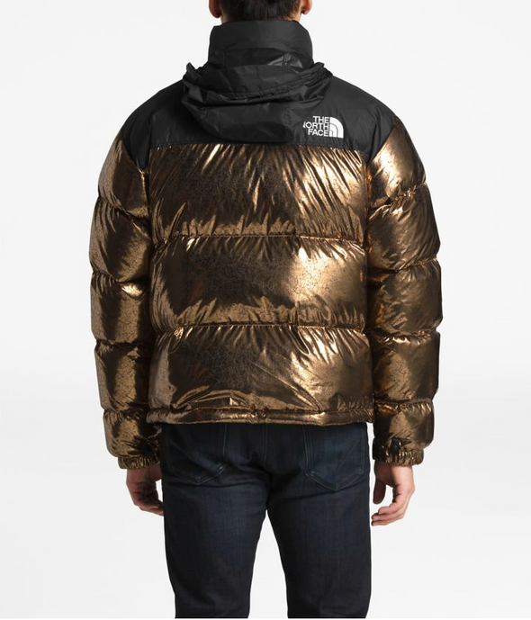 MEN'S 1996 RETRO NUPTSE JACKET - METALLIC COPPER