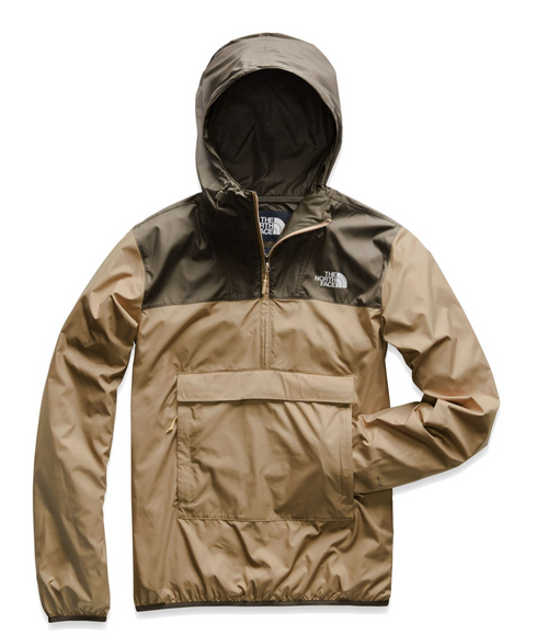 TNF MEN'S FANORACK - KELP TAN/NEW TAUPE GREEN/KELP TAN