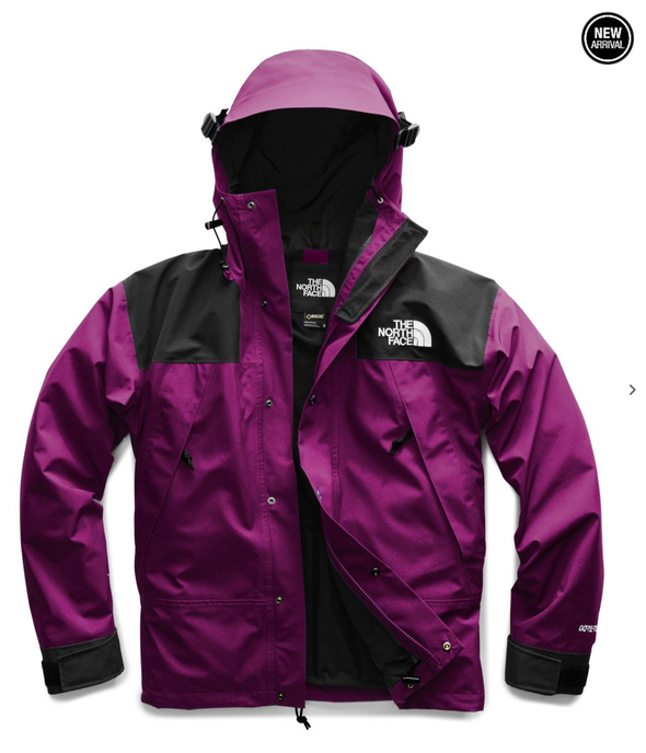 TNF 1990 MOUNTAIN JACKET GTX - PHLOX PURPLE
