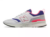 Men's NEW BALANCE 997H - White with Laser Blue