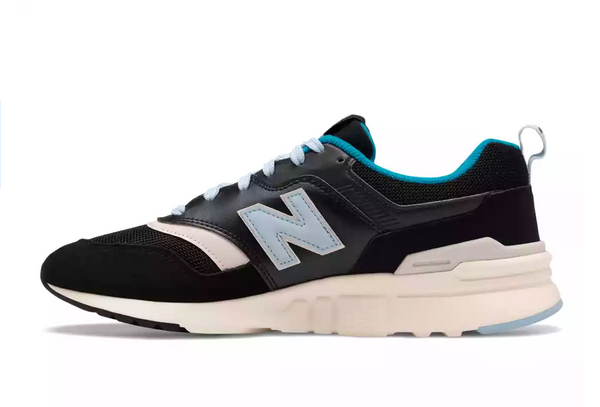 Women's NEW BALANCE 997H - Black with Air