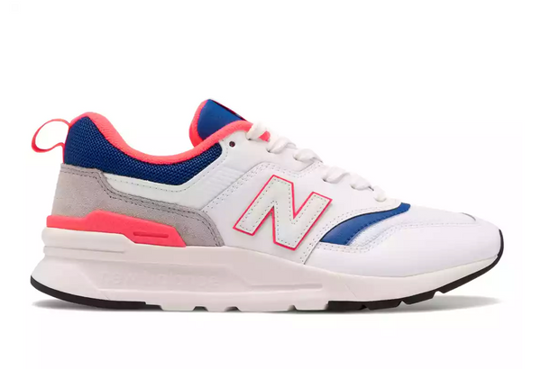 Women s NEW BALANCE 997H - White with Team Royal – Atmos New York 475187943