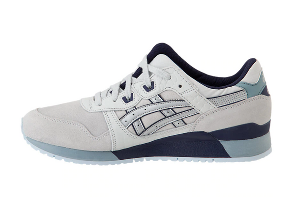 MEN'S ASICS GEL-LYTE III -  Feather Grey/Birch
