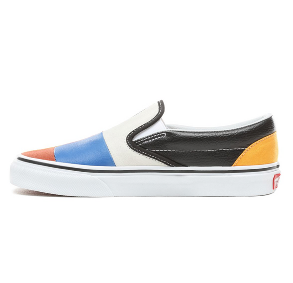 21588994dd189d VANS PATCHWORK SLIP-ON SHOES - Multi – Atmos New York