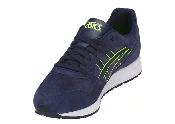 ASICS GEL-SAGA - Midnight / Neon Green