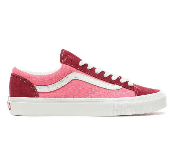 ad6b5cfcbe9573 VANS VINTAGE SPORT STYLE 36 SHOES - Rumba Red – Atmos New York