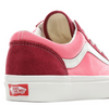 VANS VINTAGE SPORT STYLE 36 SHOES - Rumba Red