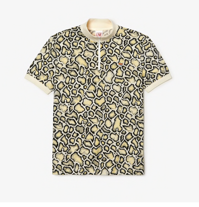 l!ve x opening ceremony python zip polo - Scale Print