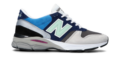 New Balance M7709FR - Blue/Grey
