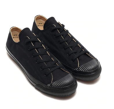 PRAS SHELLCAP LOW - KURO / BLACK