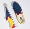 OTW RALLY SLIP-ON - NAVY/YELLOW/RED