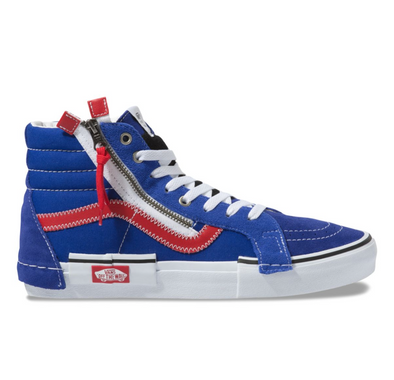 SK8-HI REISSUE CAP - SURF THE WEB/RACING RED