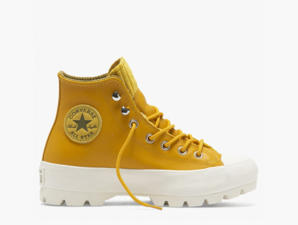 CONVERSE CTAS LUGGED WINTER HI - Gold