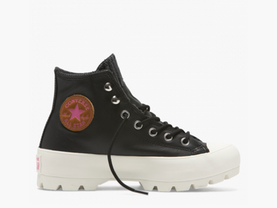 CONVERSE CTAS LUGGED WINTER HI - Black