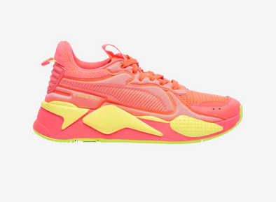 WOMENS PUMA RS-X SOFT CASE - Infrared