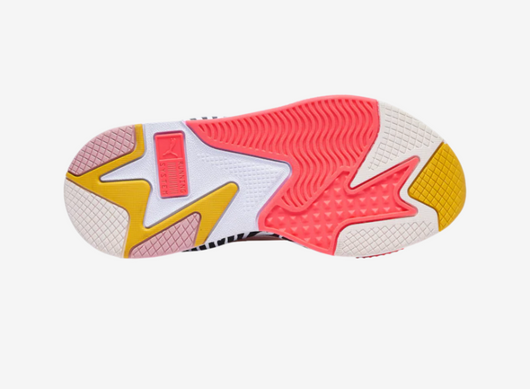 WOMENS PUMA RS-X UNEXPECTED MIX - Multi