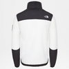 MEN'S TNF DENALI FULL ZIP FLEECE - TNF BLACK\TNF WHITE REFLECTIVE