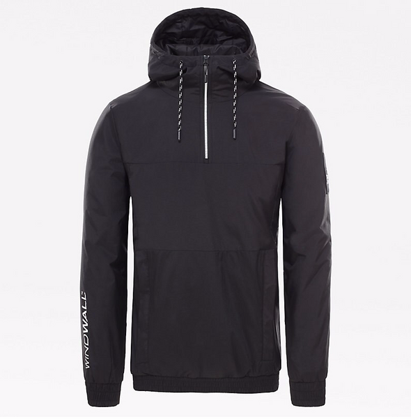 MEN'S TNF WINDWALL™ INSULATED ANORAK - TNF BLACK