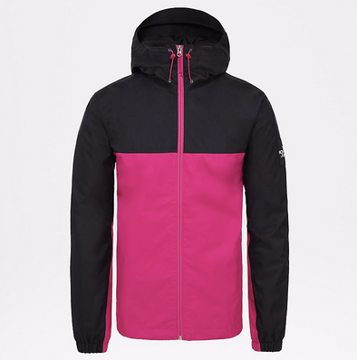 MEN'S TNF MOUNTAIN Q JACKET - FESTIVAL PINK/TNF BLACK