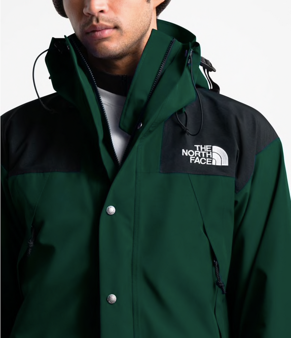 MEN'S TNF 1990 MOUNTAIN JACKET GORE-TEX - NIGHT GREEN