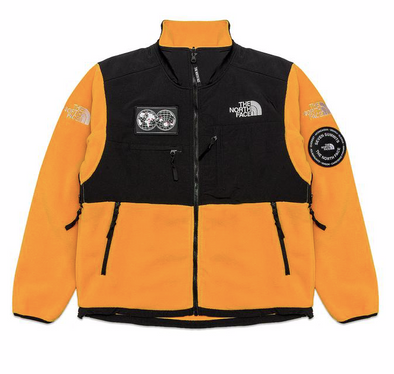 MEN'S TNF 7 SUMMITS 95 RETRO DENALI JACKET - TNF YELLOW