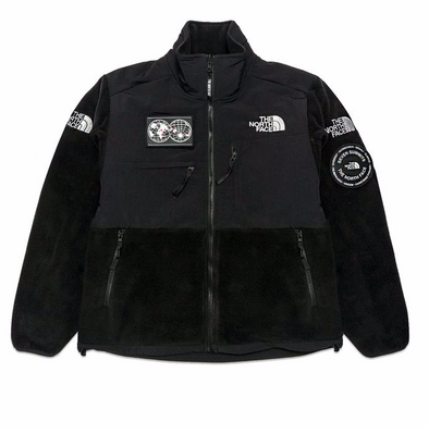 MEN'S TNF 7 SUMMITS 95 RETRO DENALI JACKET - TNF BLACK