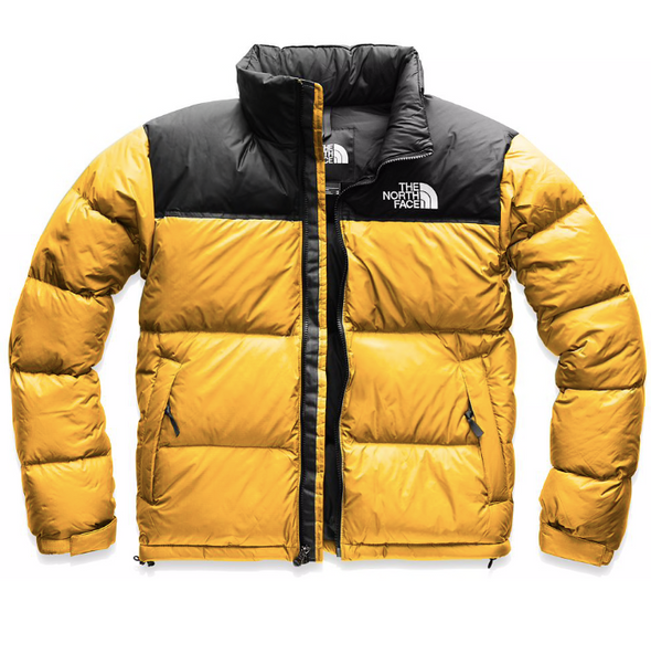 THE NORTH FACE 1996 RETRO NUPTSE JACKET - TNF YELLOW