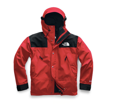 MEN'S TNF 1990 MOUNTAIN JACKET GORE-TEX - TNF RED