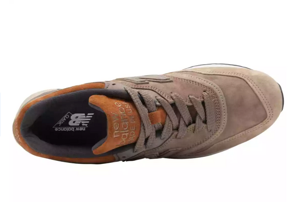 MEN'S NEW BALANCE MADE IN USA 997 - Tan / Brown