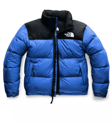 THE NORTH FACE MEN'S 1996 RETRO NUPTSE JACKET - TNF BLUE / BLACK