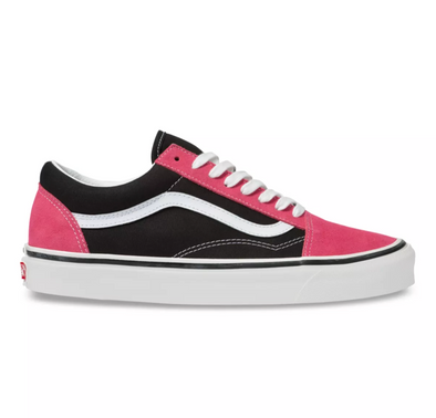 VANS ANAHEIM FACTORY OLD SKOOL 36 DX - OG Pink / OG Black