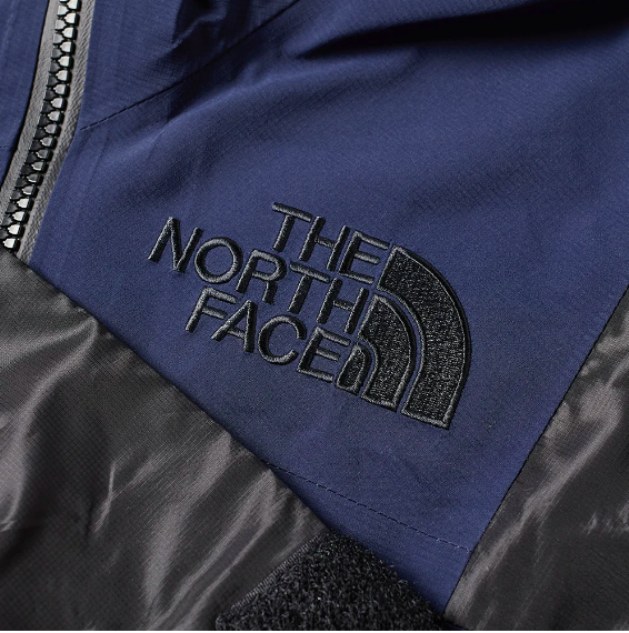 MEN'S TNF BLACK SERIES URBAN GEAR RAINCOAT - URBAN NAVY