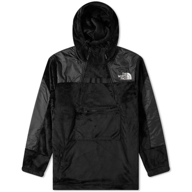 MEN'S TNF KK BLACK SERIES GEAR FLEECE HOODY - TNF BLACK