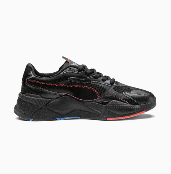 MEN'S PUMA x SONIC RS-X³ - BLACK