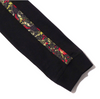 ATMOS x TIMBERLAND SCARF L/S TEE - Black / Red / Gold