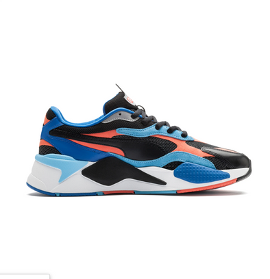 PUMA RS-X3 LEVEL UP - Puma Black / Hot Coral