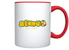 ATMOS NEW YORK X-MAS MUG - White / Red