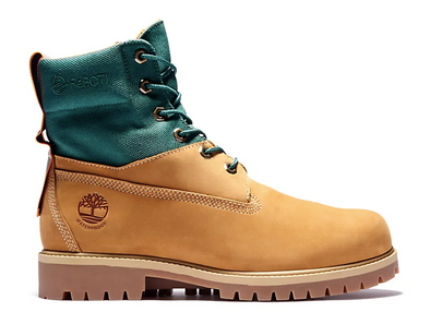 MEN'S TIMBERLAND 6-INCH WATERPROOF REBOTL™ TREADLIGHT BOOTS - WHEAT NUBUCK