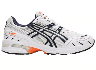 MEN'S ASICS GEL-1090- WHITE/MIDNIGHT