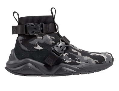 WMNS CHAMPION RALLY LOCKDOWN - BLACK CAMO