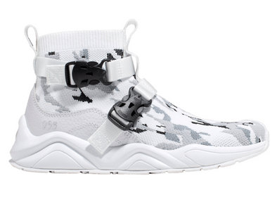 WMNS CHAMPION RALLY LOCKDOWN - WHITE CAMO