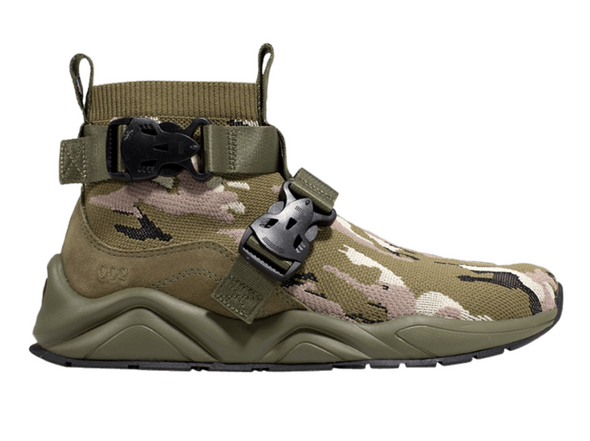 WMNS CHAMPION RALLY LOCKDOWN - CARGO OLIVE/BLACK CAMO