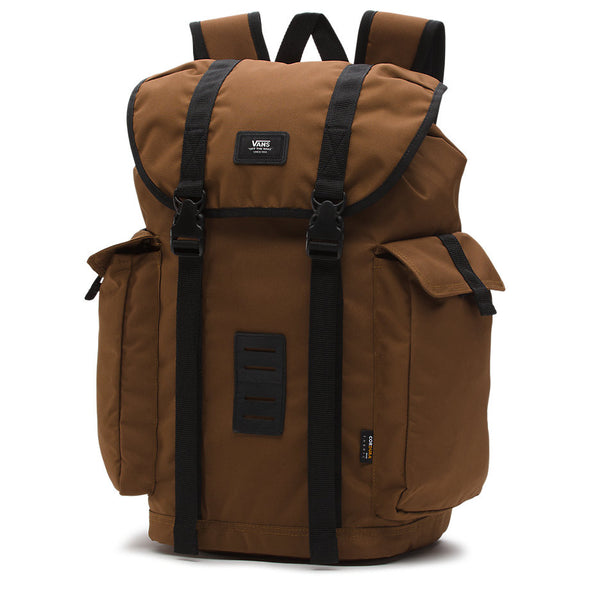 Vans Off the Wall Backpack-Toffee