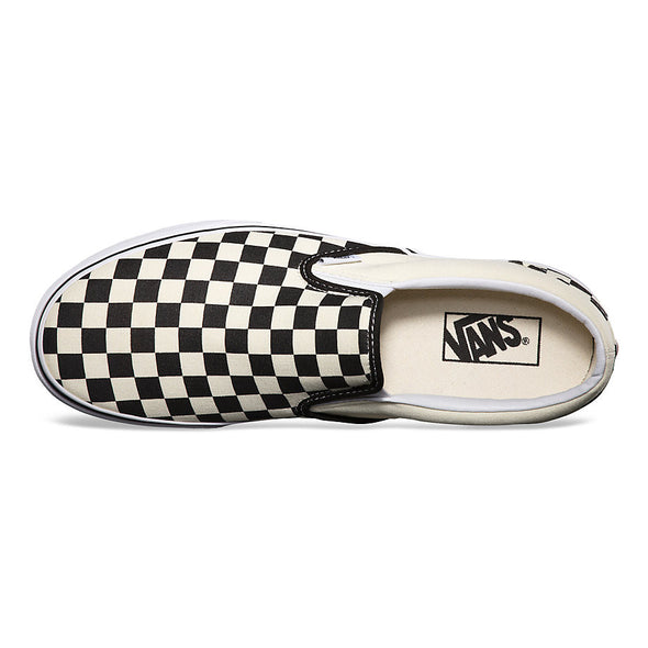 VANS CLASSIC SLIP-ON - CHECKERBOARD