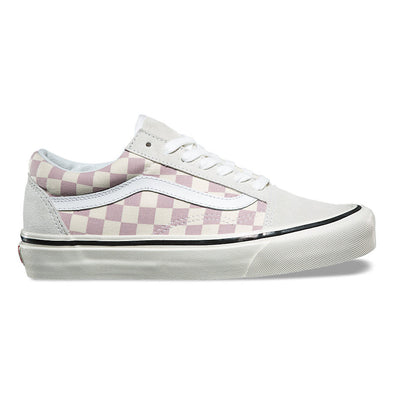 VANS ANAHEIM FACTORY OLD SKOOL 36 DX - OG MAUVE/CHECK