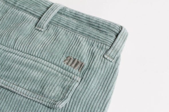 AFTER MIDNIGHT CORDUROY CARGO PANTS - Mint