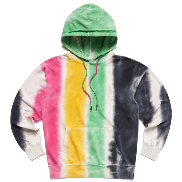 CHINATOWN MARKET ALL OVER PRINT HOODIE - MULTI