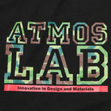 Atmos Lab Duck Camo College Tee Black / Green