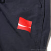 ATMOS LAB COCA - COLA by ATMOS LAB DRD NYLON TRACK PANTS - Navy
